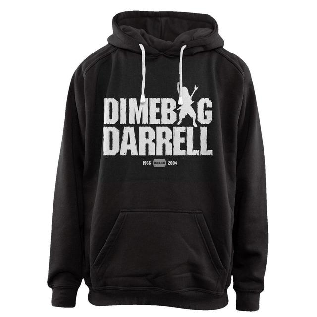 Dimebag Darrell Silhouette Hoodie