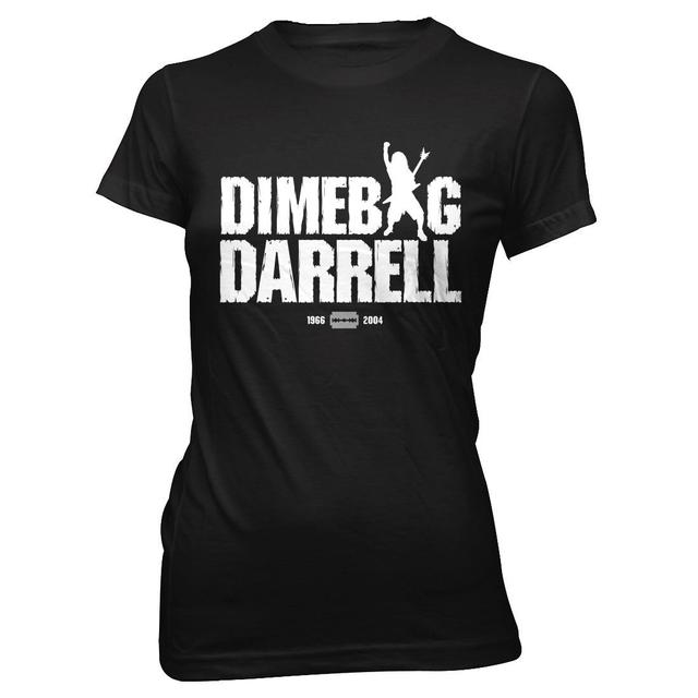 Dimebag Darrell Silhouette Junior T-Shirt
