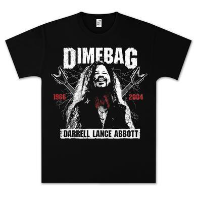 Dimebag Darrell Pantera Dimebag Lightning T-Shirt