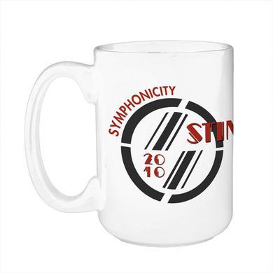 Sting White Coffee Mug