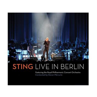 Sting Live In Berlin CD/DVD