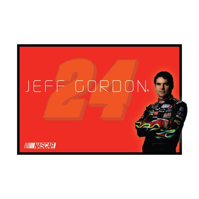 Hendrick Motorsports Jeff Gordon #24 Notecard Set