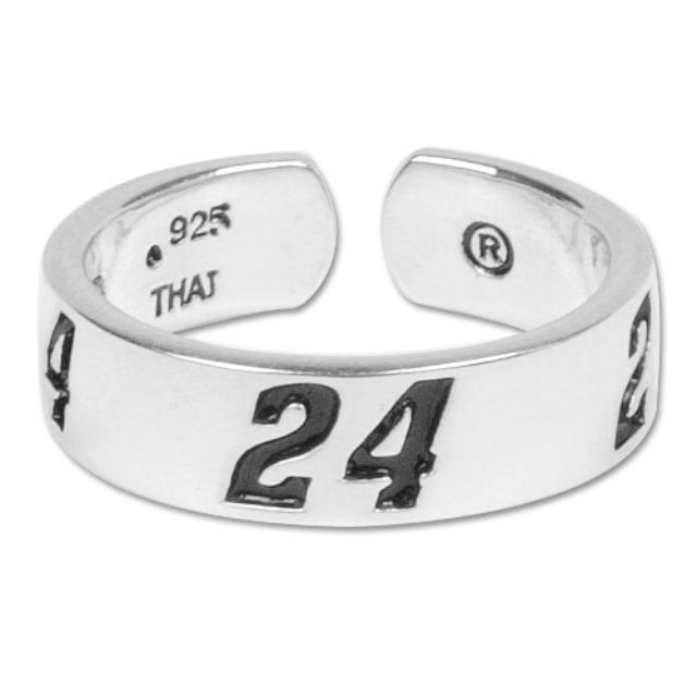 Hendrick Motorsports Jeff Gordon #24 Toe Ring