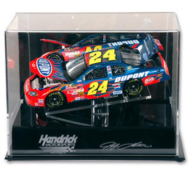 Hendrick Motorsports Jeff Gordon Diecast Display Case w/Platform