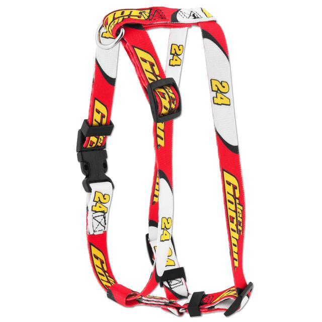 Hendrick Motorsports Jeff Gordon #24 Adjustable Pet Harness