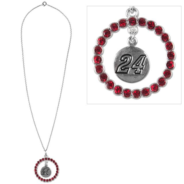 Hendrick Motorsports Jeff Gordon #24 Spirit Necklace