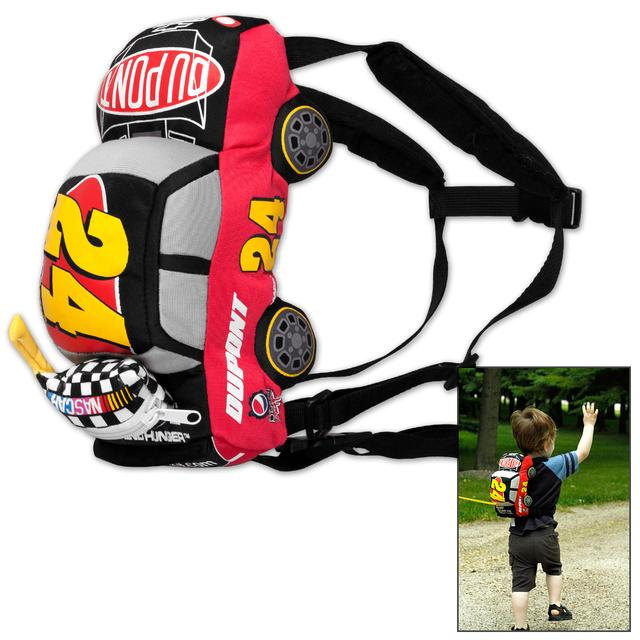 Hendrick Motorsports Jeff Gordon Child Safety Harness Backpack