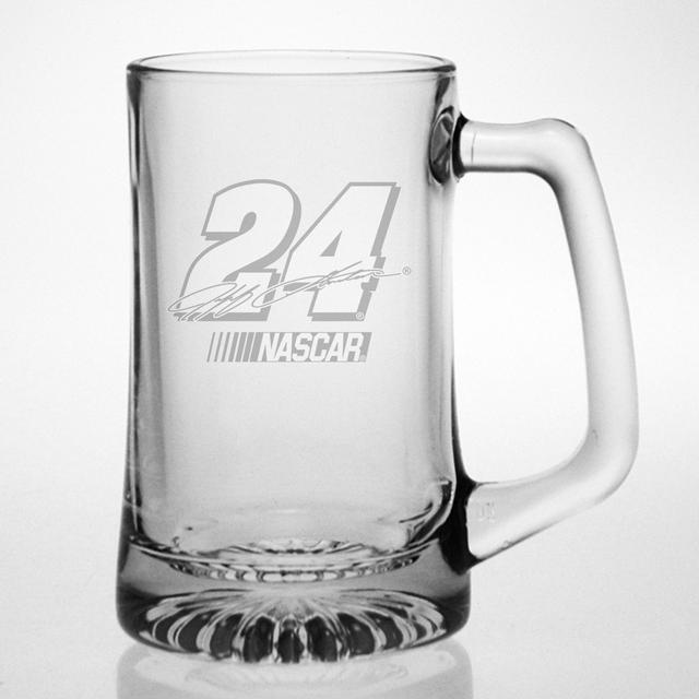 Hendrick Motorsports Jeff Gordon 25oz Etched Tankard Glass