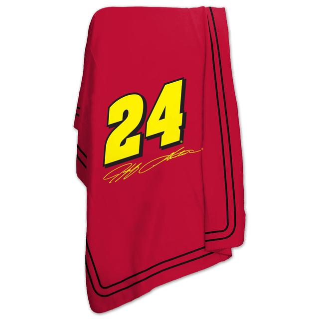 Hendrick Motorsports Jeff Gordon #24 Classic Fleece Blanket