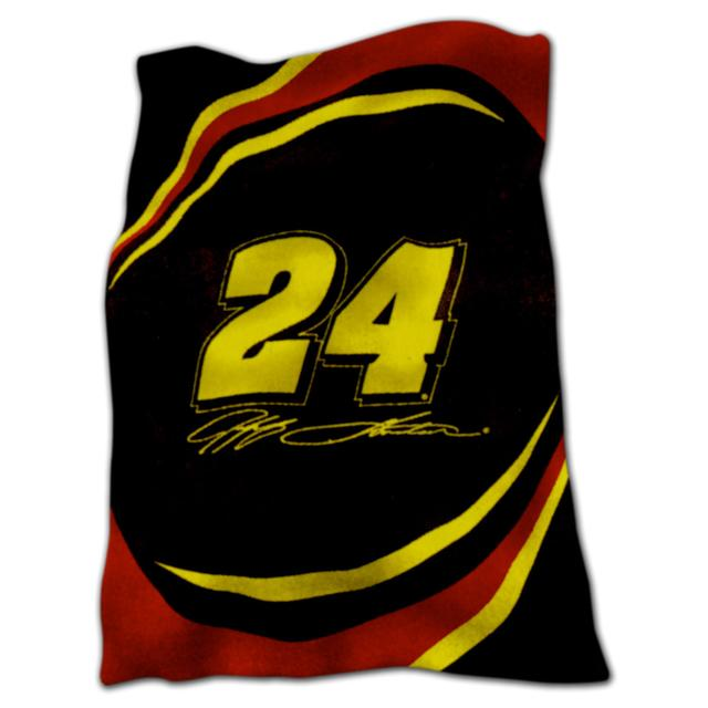 Hendrick Motorsports Jeff Gordon Ultrasoft Blanket