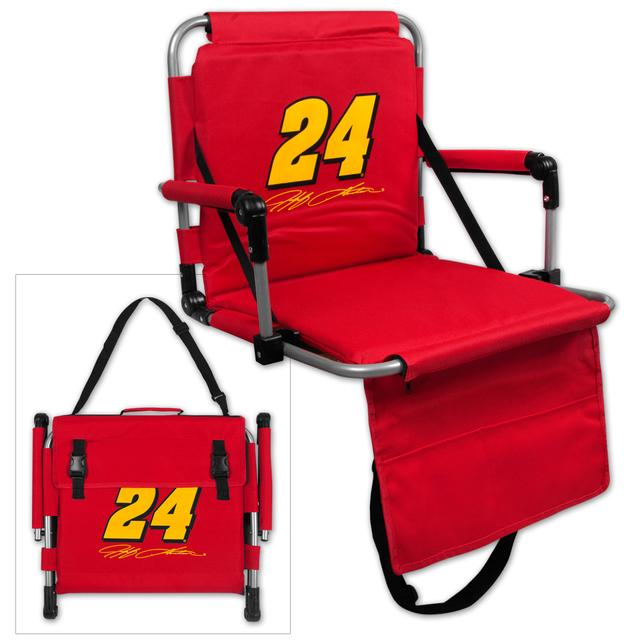 Hendrick Motorsports Jeff Gordon Arm Rest Stadium Seat