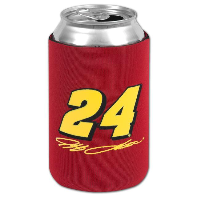 Hendrick Motorsports Jeff Gordon #24 Flat Can Koozie