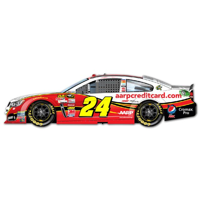 Hendrick Motorsports Jeff Gordon #24 2013 Drive to End Hunger Chase Visa 1:24 Scale Diecast HOTO