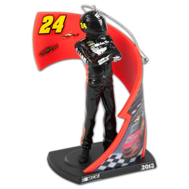 Hendrick Motorsports Jeff Gordon #24 Drive To End Hunger Driver Ornament