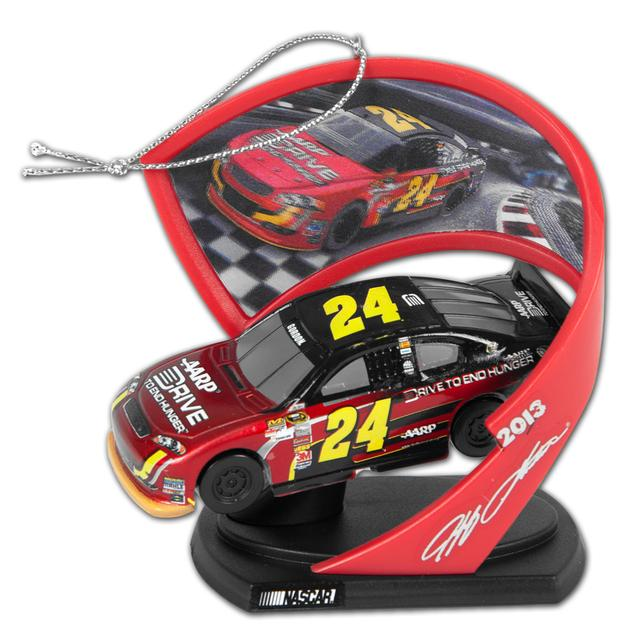 Hendrick Motorsports Jeff Gordon #24 Drive To End Hunger Car Ornament