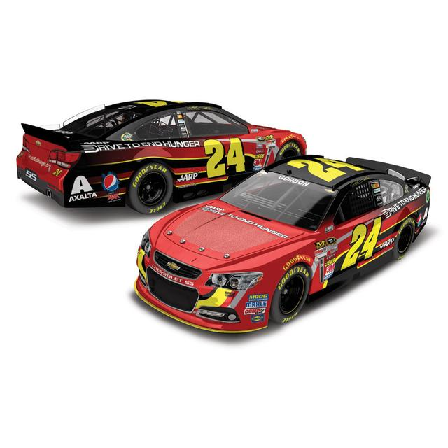 Hendrick Motorsports DTEH Ride with Jeff 2013 1:24 Scale Diecast HOTO