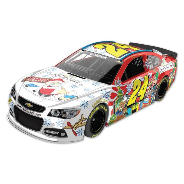 Hendrick Motorsports Jeff Gordon #24 Foundation Holiday 1:24 Scale Diecast HOTO