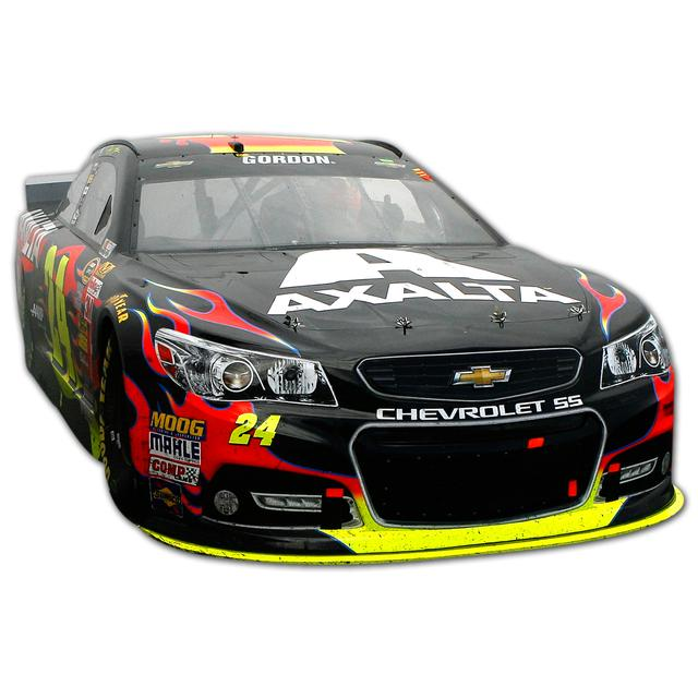 Hendrick Motorsports Jeff Gordon #24 2014 Brickyard Race Winner 1:24 Scale Diecast