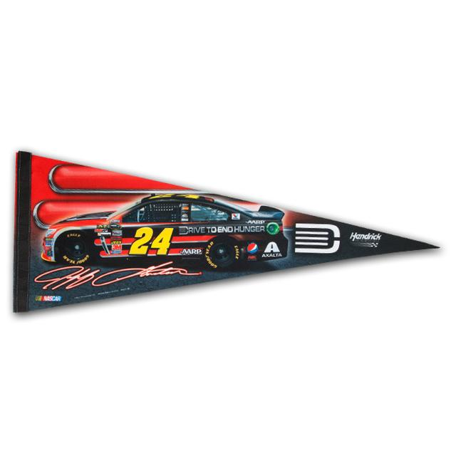 Hendrick Motorsports Jeff Gordon-2014 12x30 premium quality pennant