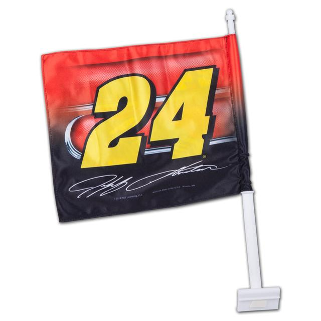 Hendrick Motorsports Jeff Gordon-2014 DTEH Car flag