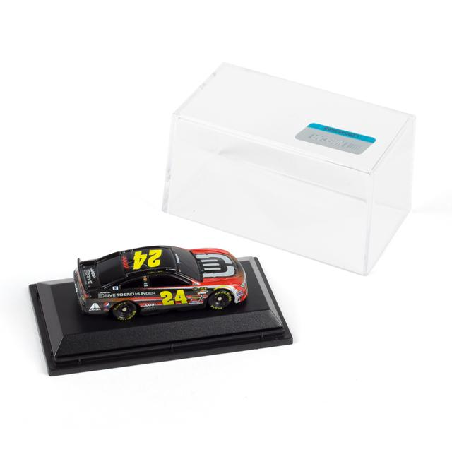 Hendrick Motorsports Jeff Gordon- Drive to End Hunger 1:87 Scale Die-Cast Jewel Case