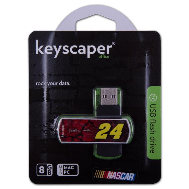 Hendrick Motorsports Jeff Gordon #24 Pepsi 8GB USB Flash Drive