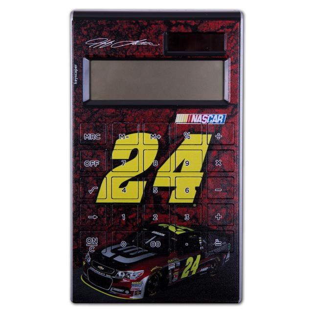 Hendrick Motorsports Jeff Gordon #24 Pepsi Desktop Solar Calculator