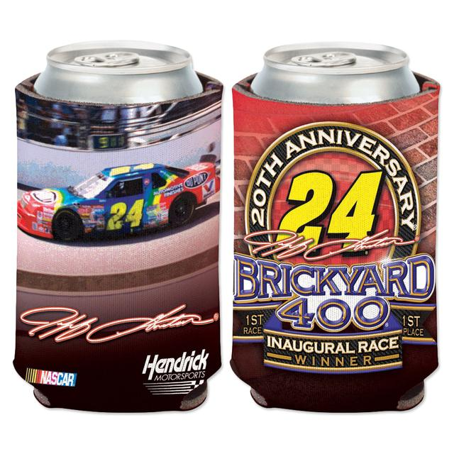 Hendrick Motorsports Jeff Gordon - Brickyard 20th Anniversary Can Cooler