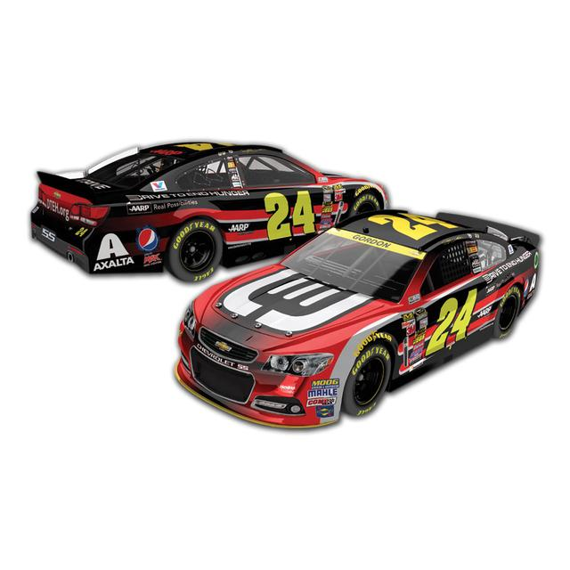 Hendrick Motorsports Jeff Gordon - #24 2014 Official Nascar Chase for the Cup Series Diecast  1:64 Scale