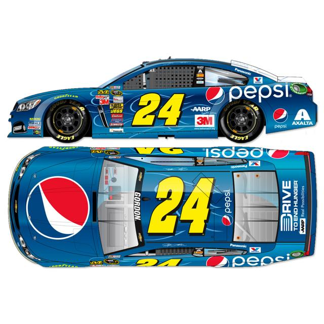 Hendrick Motorsports Jeff Gordon #24 1:64 Scale 2015 Pepsi Diecast