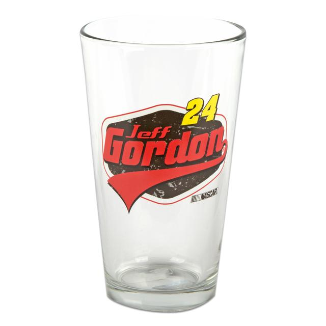 Hendrick Motorsports Jeff Gordon 2015 Pint Glass