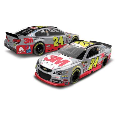 Hendrick Motorsports Jeff Gordon 2015 #24 3M Race Day 1:64 Scale Nascar Sprint Cup Series Die-Cast