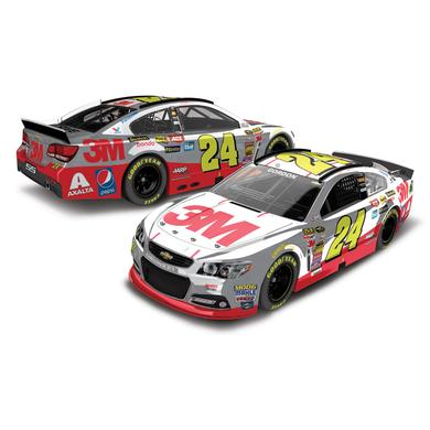 Hendrick Motorsports Jeff Gordon 2015 #24 3M 1:24 Scale Nascar Sprint Cup Series Liquid Color Die-Cast