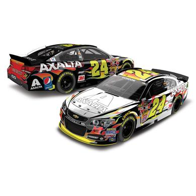 Hendrick Motorsports Jeff Gordon 2015 #24 Axalta 1:24 Scale Color Nascar Sprint Cup Series Liquid Die-Cast