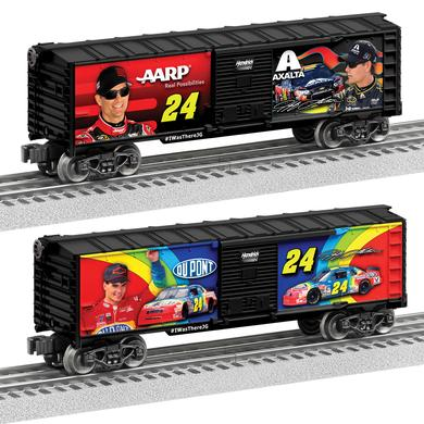 Hendrick Motorsports Jeff Gordon #24 Commemorative Boxcar
