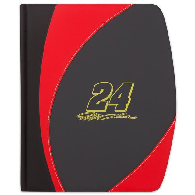 Hendrick Motorsports Jeff Gordon #24 Signature Notebook