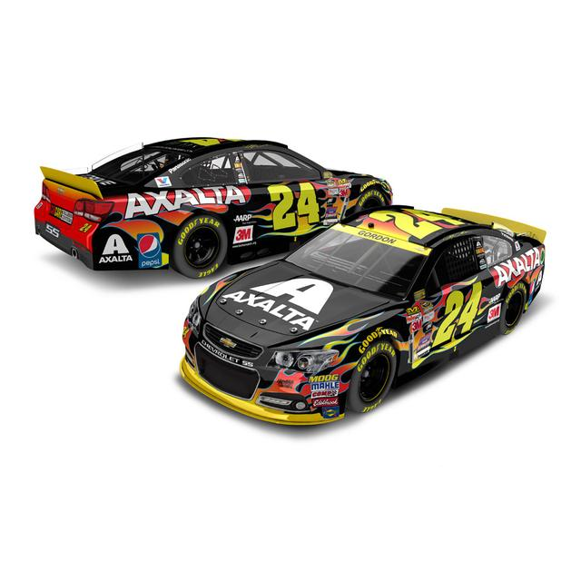 Hendrick Motorsports Jeff Gordon 2015 #24 Axalta Chase for the Sprint Cup 1:24 Scale Nascar Sprint Cup Series Die-Cast