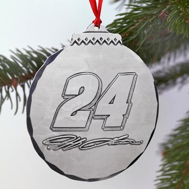 Hendrick Motorsports Jeff Gordon #24 Classic Bulb Ornament
