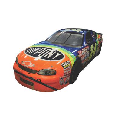 Hendrick Motorsports Jeff Gordon 1997 NASCAR No. 24 DuPont Daytona 500 Race Win 1:64 Die-Cast