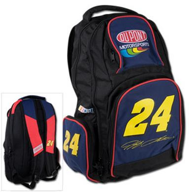 Hendrick Motorsports Jeff Gordon #24 Backpack