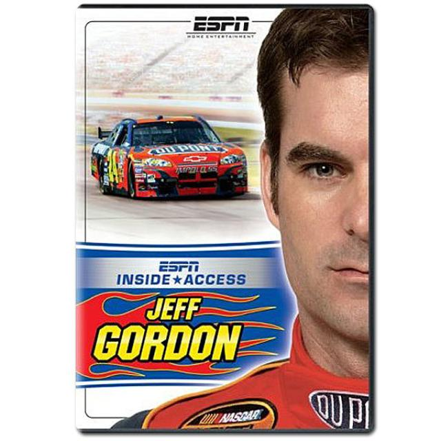Hendrick Motorsports ESPN Inside Access Jeff Gordon