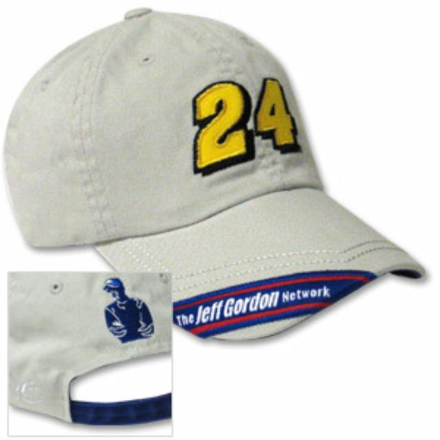 Hendrick Motorsports Jeff Gordon Network Youth Hat