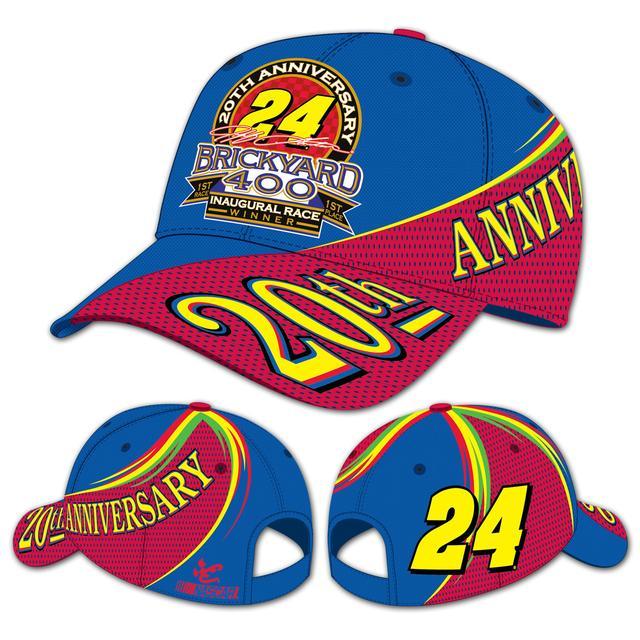 Hendrick Motorsports Jeff Gordon -Brickyard 20th Anniversary Hat