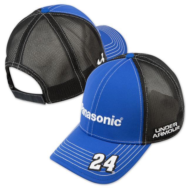Jeff Gordon #24 Panasonic Official Hendrick Motorsports Team Hat by Under Armour