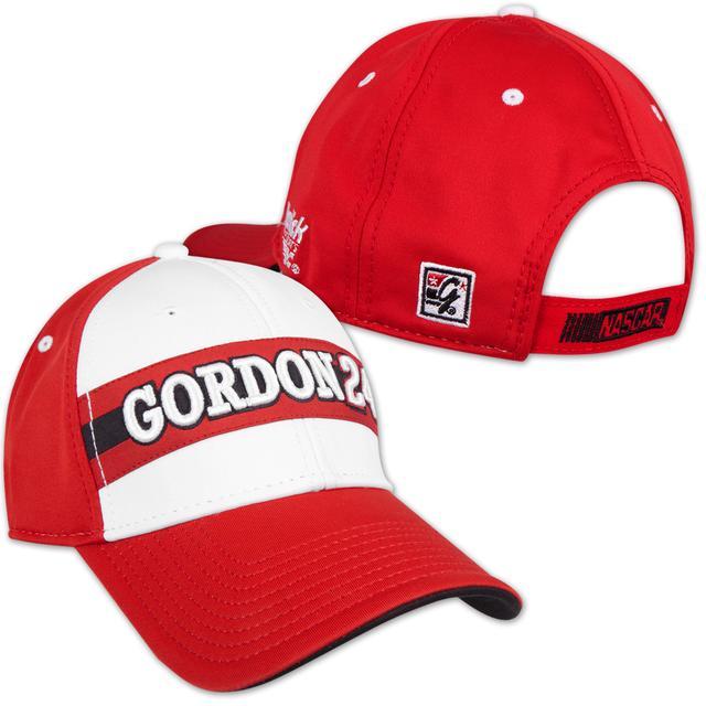 Hendrick Motorsports Jeff Gordon #24 Stripe Adjustible Hat