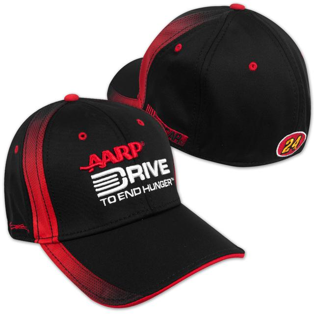 Hendrick Motorsports Jeff Gordon #24 Drive to End Hunger Sponsor Flex Hat