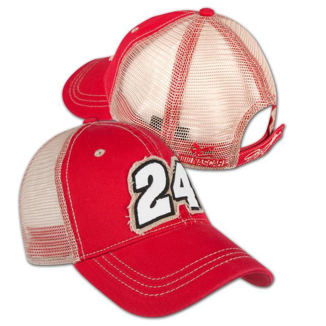 Hendrick Motorsports Jeff Gordon #24 Varsity Mesh Cap