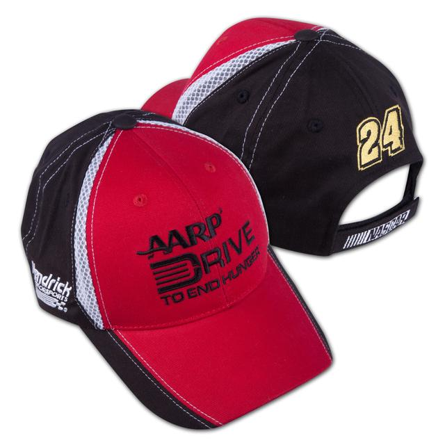 Hendrick Motorsports Jeff Gordon 2014 DTEH/AARP Fan Up Cap