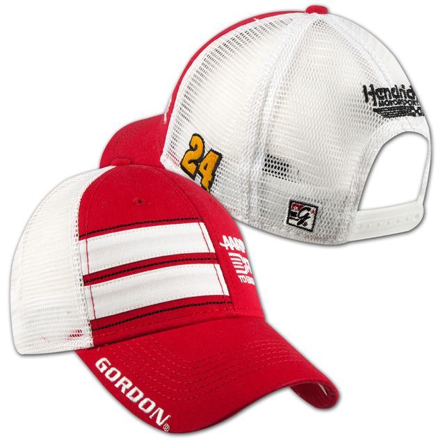 Hendrick Motorsports Jeff Gordon #24 DTEH Vintage Dual Stripe Cap