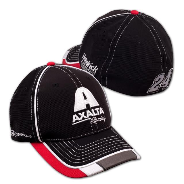 Hendrick Motorsports Jeff Gordon #24 Axalta Garage Stretch Fit Cap